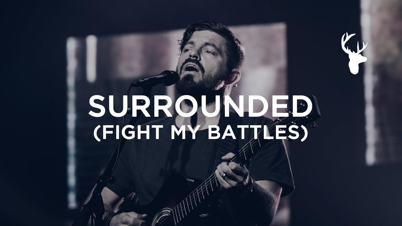 Surrounded (Fight My Battles) - Josh Baldwin   Bethel ...