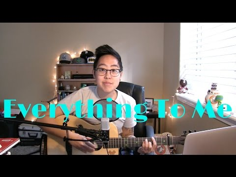 Everything To Me // Mark Wilkinson [COVER]