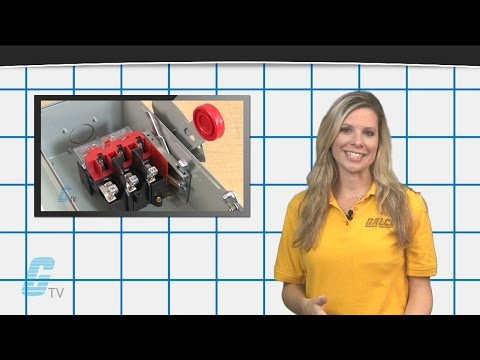 Rating UL 98 Safety Switches - A GalcoTV Tech Tip