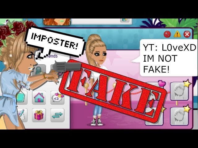 SEARCHING FOR FAKE ACCOUNTS OF ME ON MSP