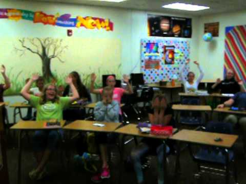 Intro to Physics class Lakeland Christian Academy 8-17-2015