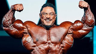Roelly Winklaar - EVOLVED BEAST - Mr. Olympia 2020