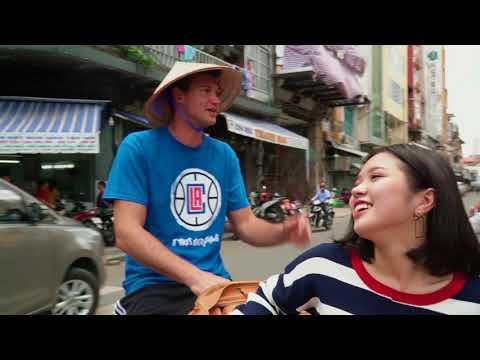 Danilo Gallinari visits Vietnam