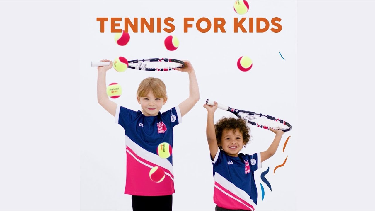 Tennis For Kids / Home