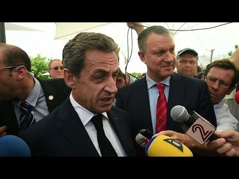 Sarkozy: Boycotting Israel Is Unacceptable