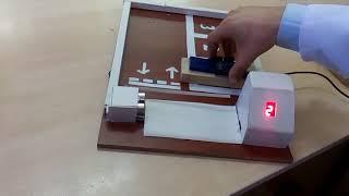 Arduino mblock akıllı otopark projesi