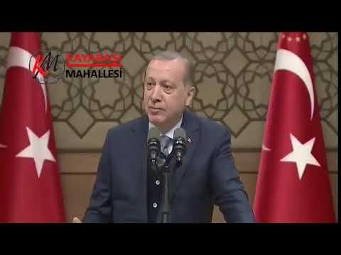 Cumhurbaşkanı Recep Tayyip Erdoğan Altın Hızma (Kerkük Türküsü)