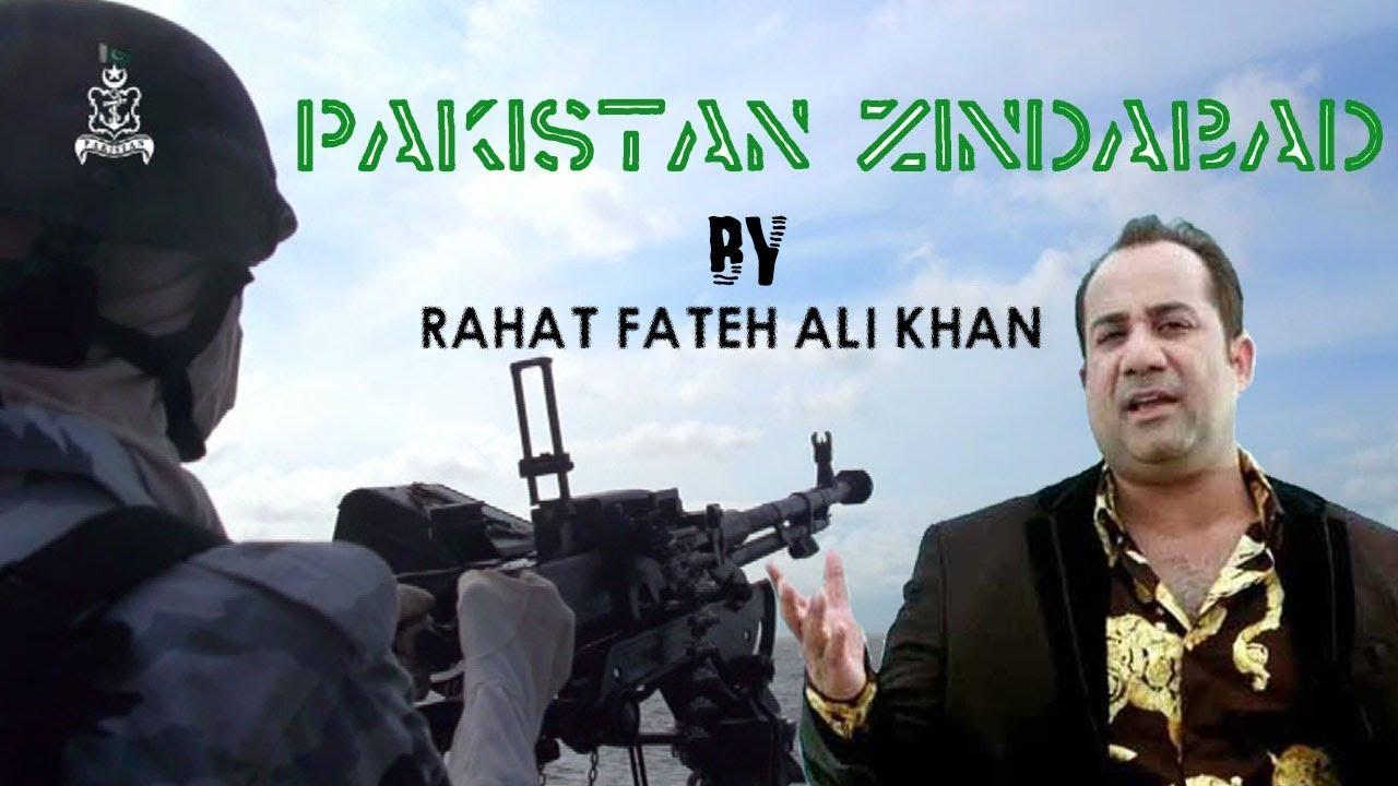Download Pakistan Zindaabad | Rahat Fateh Ali Khan | Pakistan Navy (ISPR Official Video)