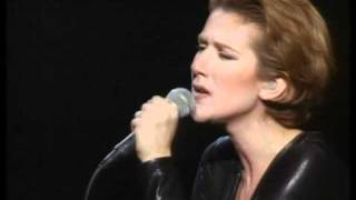 Celine Dion - Calling You (Live A Paris 1995) HD 720p