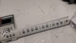How to replace control panel o…
