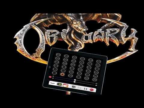 Obituary Metal Drum Loops App Preview