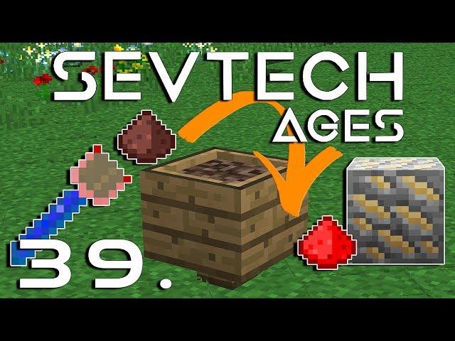 Minecraft - SevTech: Ages - Úton a fordított tűz felé! - 39.rész