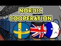 watch he video of Nordic cooperation - Countryballs