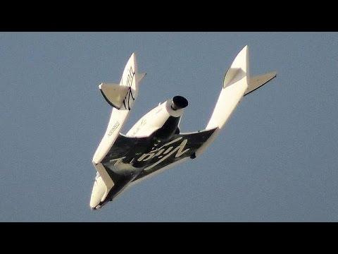 Virgin Galactic logra la licencia necesaria para llevar a turistas al espacio