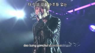 [fancam mix] JYJ - Nine (9) [eng + rom + hangul + karaoke sub]