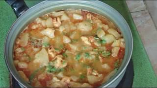 চিংড়ি মাছ দিয়ে চাল কুমড়া / জালি কুমড়া রান্না । prawn with wax gourd recipe