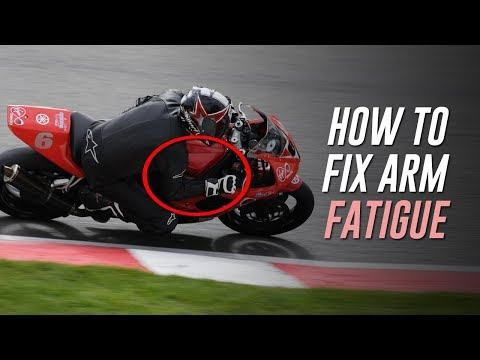 How to Reduce Arm & Hand Fatigue When Riding [Body Position & Setup]