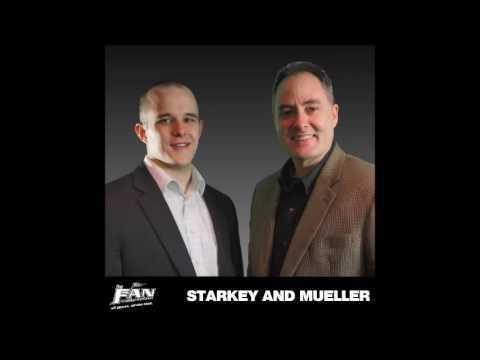 Joey's on 93.7 The Fan - Starkey and Mueller Show (May 11, 2016.)