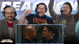 Fast & Furious 9 - Official Trailer Reaction   F9