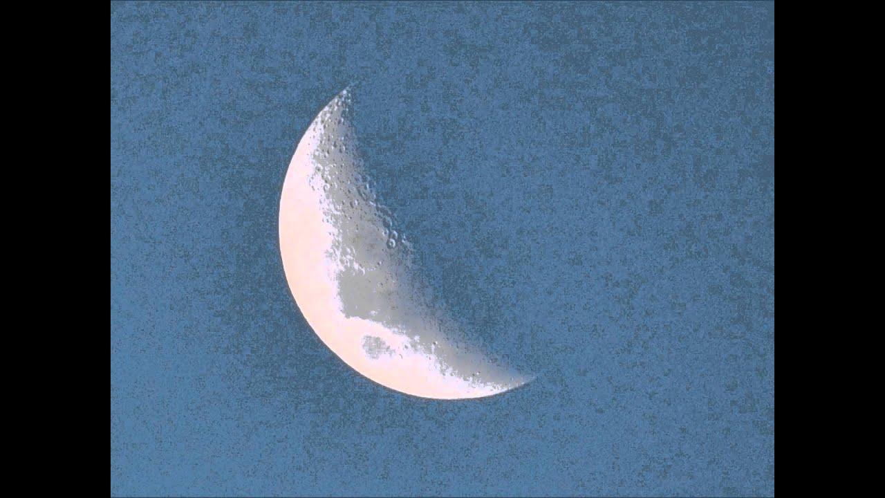 Cámara Nikon D7000 Fotos De La Luna Youtube