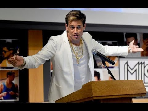 Milo Yiannopoulos EMBARRASSES SJW At College Talk