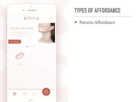 Affordances in Human and Computer Interaction