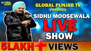 Live Sidhu Moose Wala | Diwali Mela 2019 | Live from Australia | Global Punjab TV