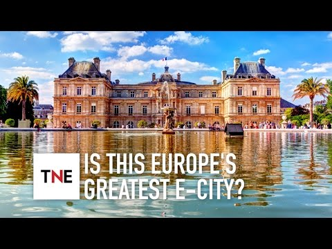 Luxembourg drives the e-City revolution | The New Economy Videos