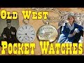 Old West Pocket Watch