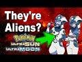 Ultra Recon Squad are Aliens?! Alternate Universes? [Pokemon Ultra Sun and Moon Theory]   @GatorEXP