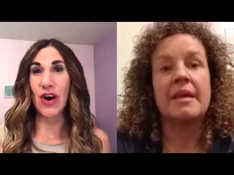 Spiritual Advisor Heather Corbet and Student Charlotte interview