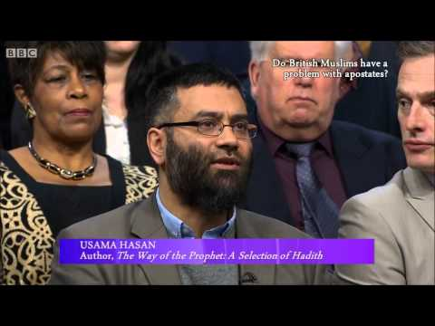 Do British Muslims have a problem with apostates? The Big Questions