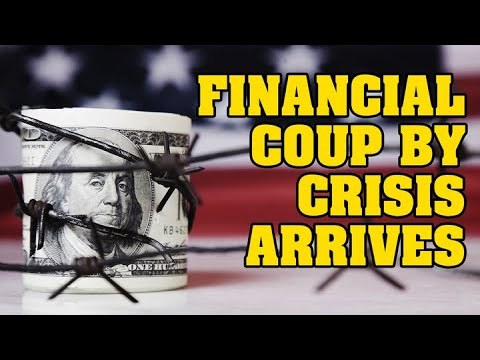 Cryptocurrency financial crisis 2020