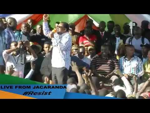 What will happen at JKIA When Raila Jets Back in Kenya