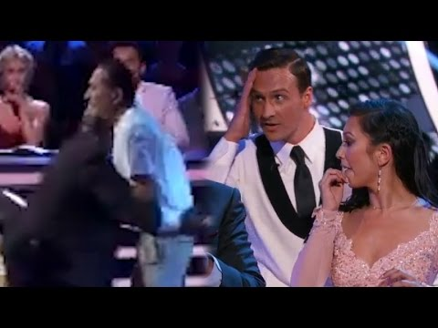 Thumbnail: Ryan Lochte AMBUSHED By Protestors On Dancing With The Stars Premiere