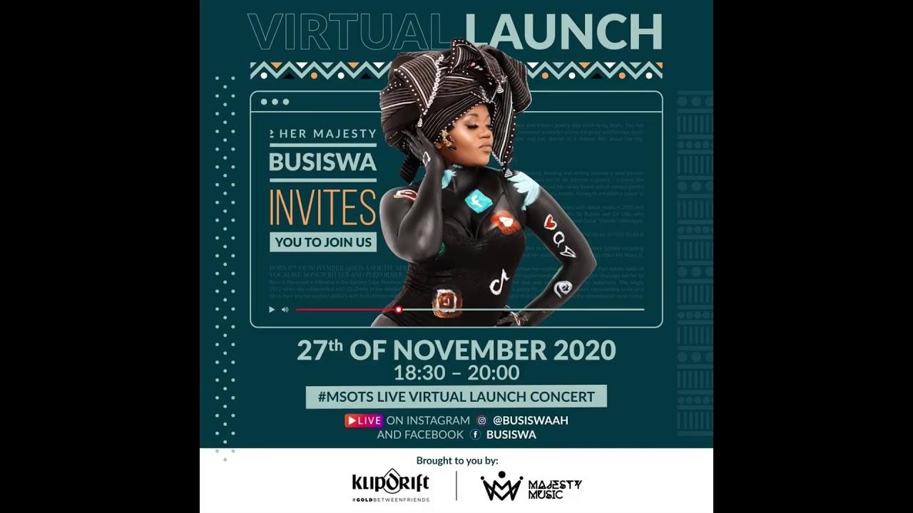 Busiswa Live Stream