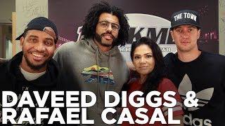 Blindspotting's Daveed Diggs & Rafael Casal discuss their Oakland film