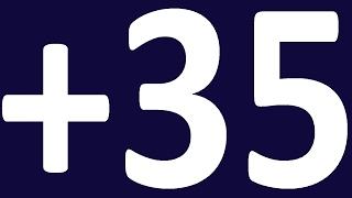 ПОЛНЫЙ УРОК 35 - ПРАКТИКА и УПРАЖНЕНИЯ. ГРАММАТИКА АНГЛИЙСКОГО ЯЗЫКА С НУЛЯ. АНГЛИЙСКИЙ ЯЗЫК. УРОКИ