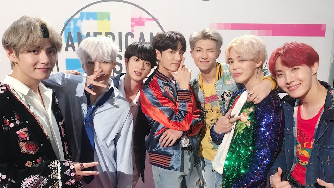 What's The Story Behind BTS, The K-Pop Boy Band Who Performed At ...