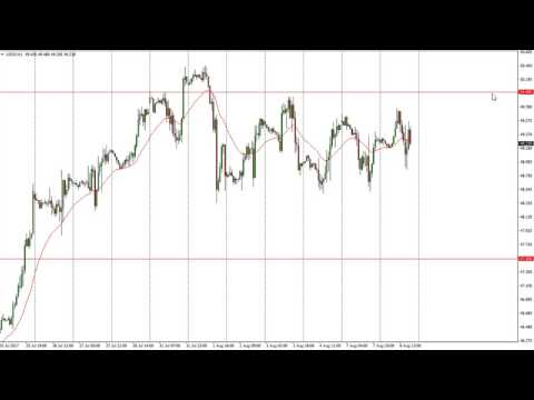 Oil Technical Analysis for August 09,2017 by FXEmpire.com