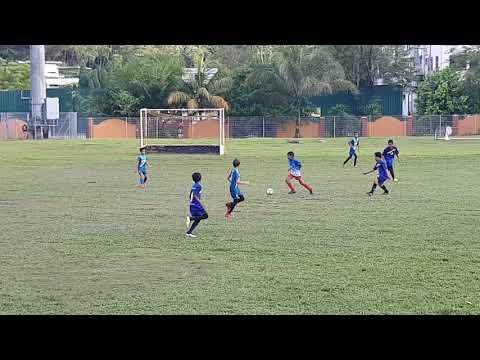 SK Bukit Damansara U12 Vs SK St John 2 Football Friendly 20 February 2020