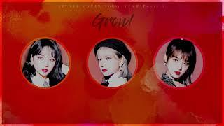 [아이즈원 커버 보컬 팀 Twelv-L] EXO(엑소) - 으르렁(Growl) COVER