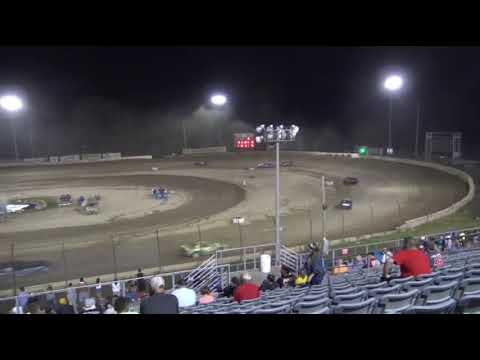 SS - F. - dirt track racing video image