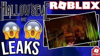 [LEAK] ROBLOX NEW HALLOW EVE 2018 SPOOKY PICTURES | Leaks and Prediction