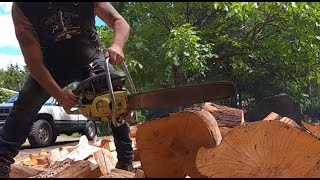 PIONEER 650 CHAINSAW REVIVAL, FROM DEAD TO A WORKING SAW