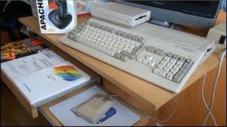 Amiga500Plus Cartoon Classic - juego de ensayo de piezas originales.1