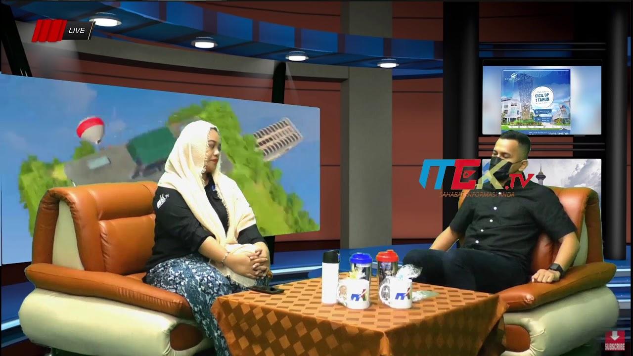 (Live) Selamat Pagi Sultra Ramadhan Bersama Owner Tradiszi Advertising