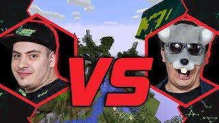 DREZZY VS RATO BORRACHUDO | MINECRAFT | BATALHA #30 | #MTVLOGBR thumbnail
