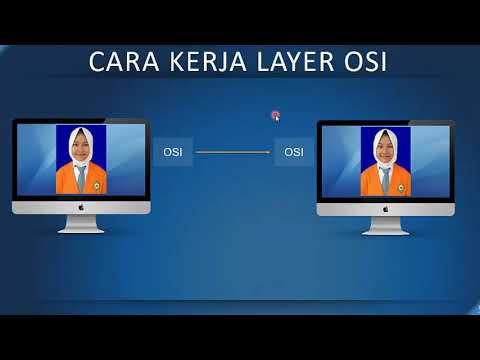 CARA KERJA OSI LAYER - YouTube
