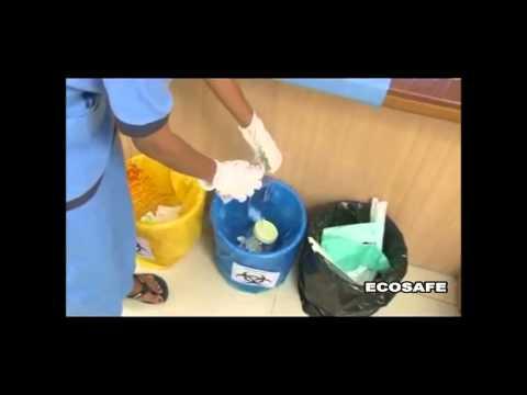 Biomedical Waste Segregation And Disposal